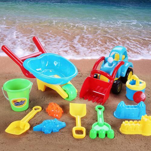 沙池小铲车玩具